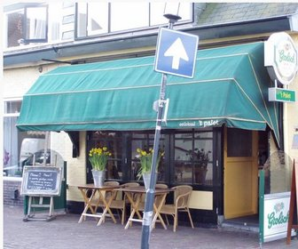 Foto van Eetlokaal 't Palet in Santpoort-Noord