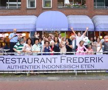Foto van Frederik in Den Haag