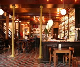 Foto van Grandcafé Paul Kruger in Heerenveen