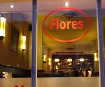 Foto van Eetcafé Flores in Haarlem
