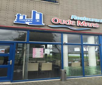 Foto van Oude Maas in Spijkenisse