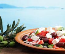 Foto van Santorini in Berg en Dal