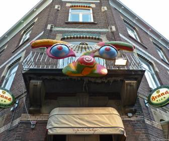 Foto van Cafe de Belsj in Maastricht