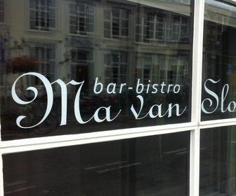 Foto van Ma van Sloun in Maastricht