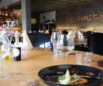 Foto van Restaurant Cunst in Bergen