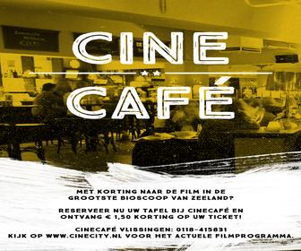 Foto van Cine Café in Vlissingen
