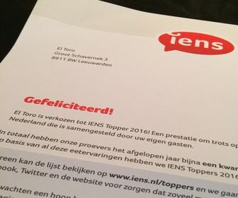 Foto van El Toro in Leeuwarden