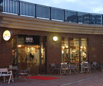 Foto van Amicitia Food Village in Amersfoort