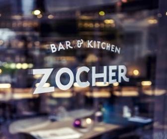 Foto van Zocher in Haarlem
