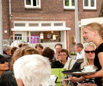 Foto van Caspar in Arnhem