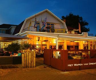 Foto van Het Wapen van Drenthe in Roden