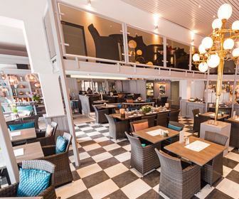 Foto van Beems Brasserie in Amsterdam