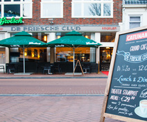 Photo of Grand Café De Friesche Club in Leeuwarden