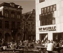 Foto van De Bastille in Groningen