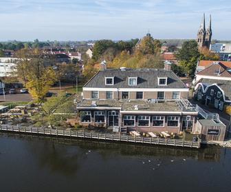 Foto van Het Rechthuis aan De Amstel in Uithoorn