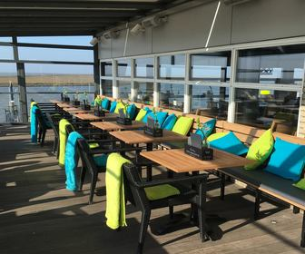 Foto van Grand Café Promenade in Harlingen