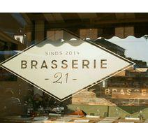 Foto van Brasserie 21 in Assen