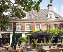 Photograph of Brasserie SPH located in Groningen