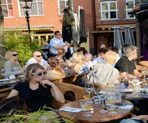 Foto van Hertog Karel in Harderwijk