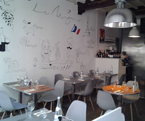 Photograph of Le Mignon located in Utrecht