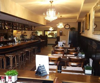 Foto van Brasserie Barusta in Hellevoetsluis