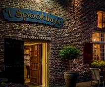Foto van 't Spookhuys in Hattem