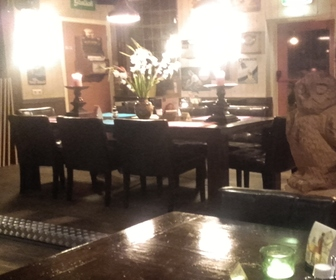 Foto van Eetcafe de Gouden Leeuw in Sambeek