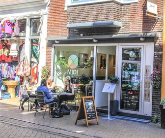 Foto van Brasserie Midi in Groningen