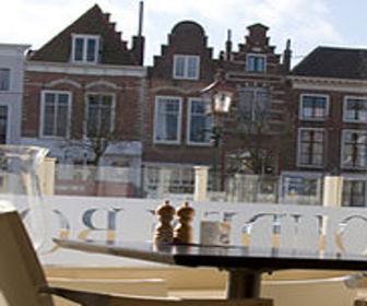 Foto van De Gouden Bock in Middelburg