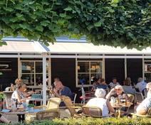 Foto van Brasserie de Olmen in Serooskerke