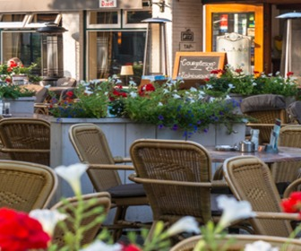 Foto van Restaurant Johanna's Hof in Castricum