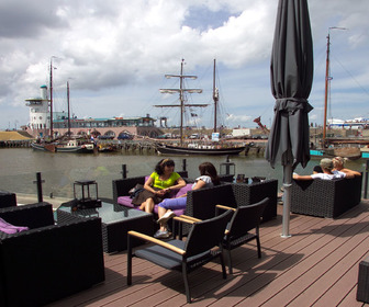 Foto van Holland Hotel Restaurant Zeezicht in Harlingen