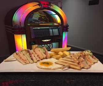 Foto van Happy Days Diner in Sluis
