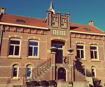 Foto van Het Raadhuis in Lithoijen