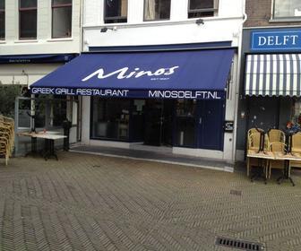 Foto van Pita Giros 'Minos' in Delft