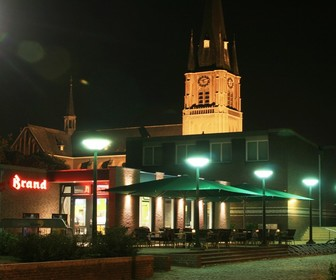 Foto van 't Raadhuis in Wanroij