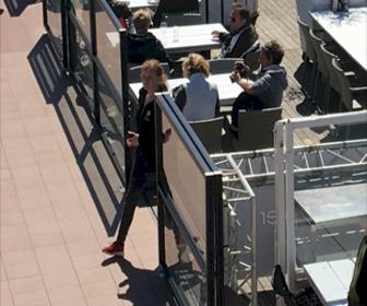 Foto van De Pier in Den Haag