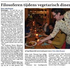 Filosoferen tijdens vegetarisch diner thumbnail 2x