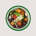 Vegetarische  cesaer salade thumbnail