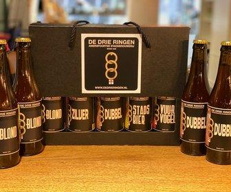 Drie ringen bierpakket preview