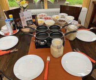 Pannenkoeken tafel preview