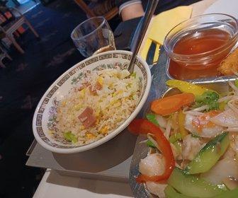 Foto 4 nasi met chinese rijststafel preview