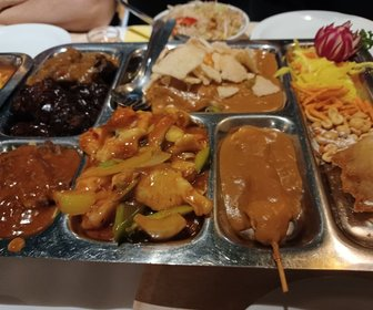 Foto 8 indische rijsttafel preview