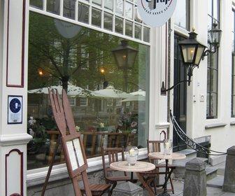 Restaurant De Trap