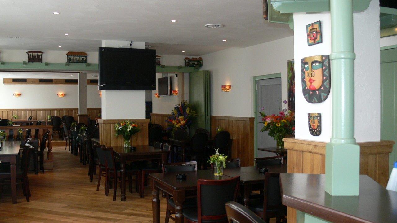 Hoofdgerechten azucar restaurant den haag for Den haag restaurant