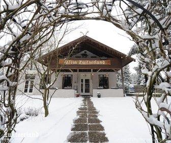 Chalet Klein Zwitserland