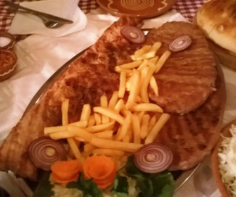 Etno restoran KONAK