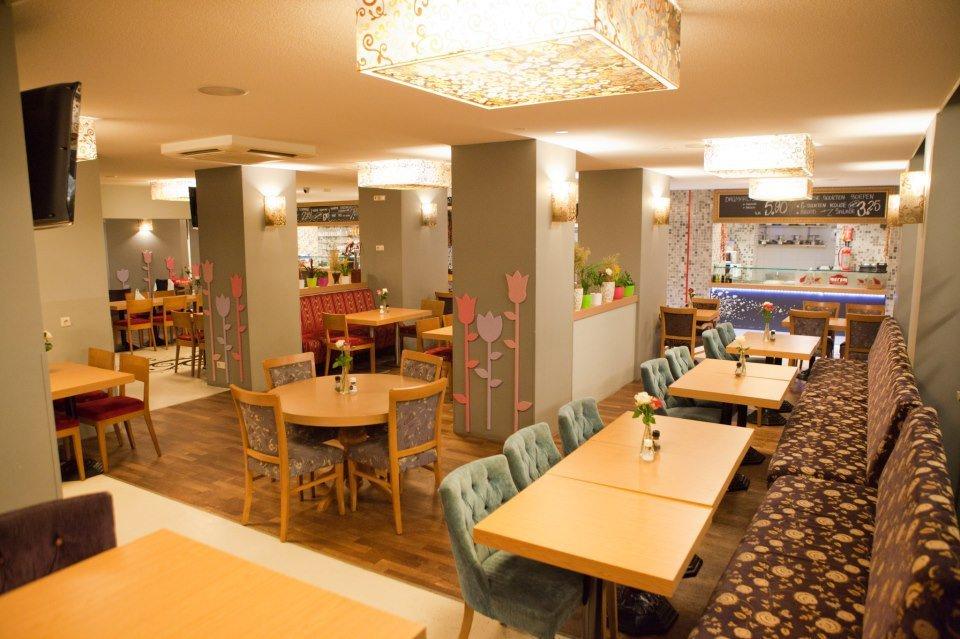 Meram in rotterdam for Meram menukaart rotterdam