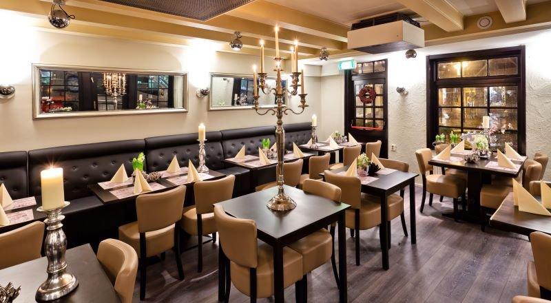 Restaurants In Huizen : O donder in huizen eet.nu