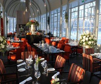 Restaurant De Oranjerie